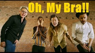 One Direction - BEST REACTION TO FANS I LAST PART