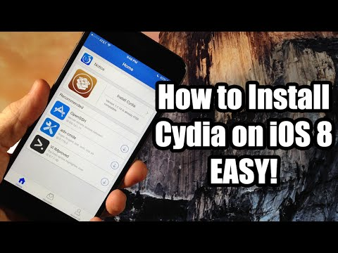 How to Install Cydia on iOS 8.1 EASY!