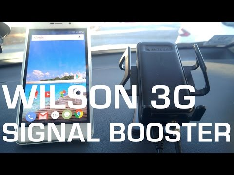 CAR 3G Signal Booster for Car, Truck or RV - by Wilson Electronics