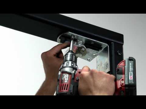 3 Steps to Install an Eliason Easy Swing® Door