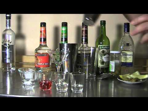 How to make a Cosmopolitan Drink