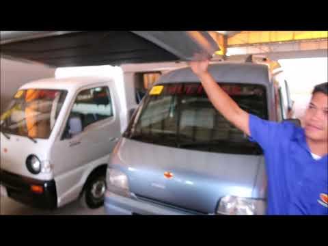 Suzuki Multicabs For Sale in the Philippines
