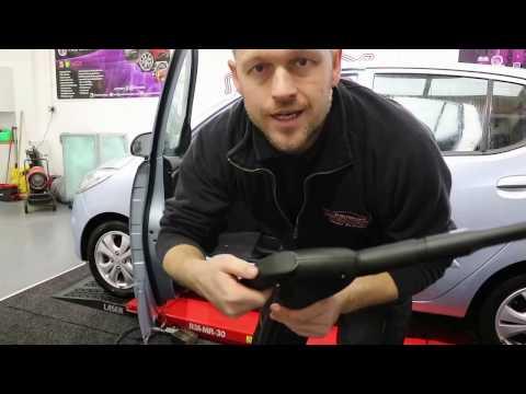 Deep Clean & Cigarette Burn Repair - Vlog 3