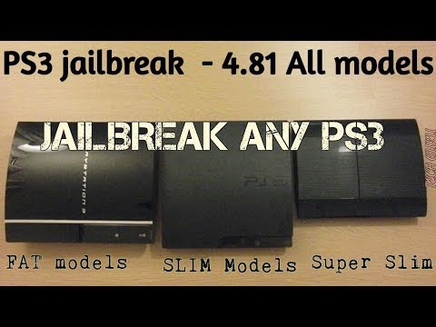 PS3 4.81/4.82 Exploit - jailbreak ANY PS3 information,SUPER Slim , Fat and Slim with ps3 IDPS Dumper
