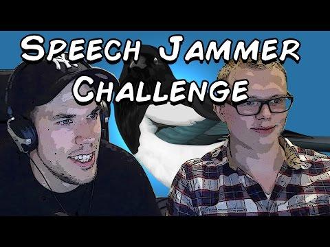 Speech Jammer Challenge