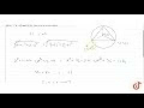 Find the coordinates of the circumcentre of the triangle whose vertices    are `(6,6),*8,-2)a n...