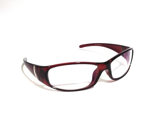 Clear Anti Glare Glasses with UV Protection