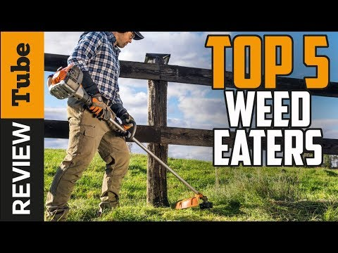 ✅weed eater: The Best weed eater 2018 (Buying Guide)