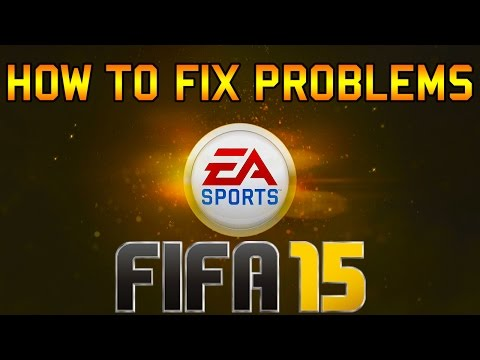 FIFA 15 - How to Fix Online Problems For Pro Clubs, Co-Op Seasons & Ultimate Team