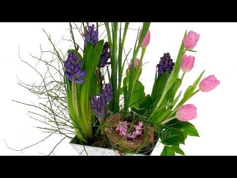 Spring Landscape Floral Design