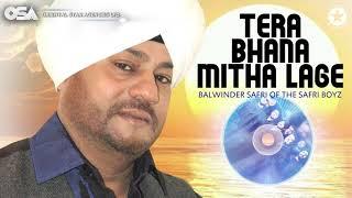 Tera Bhana Mitha Lage   The Safri Boyz   Balwinder Safri   full video   OSA Official