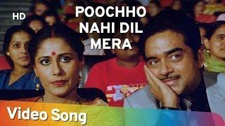 Poochho Nahi Dil Mera | Qayamat (1983) | Poonam Dhillon | Asha Bhosle | R. D. Burman Hits