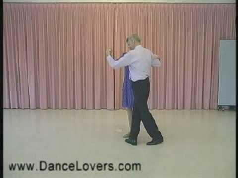 Learn to Dance the Advanced Tango - Ballroom Dancing