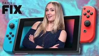Nintendo Switch Info You Might Need Before Launch - IGN Daily Fix