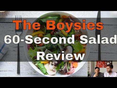 Episode 3 - 60 Second Salad - Kickstarter Reviews