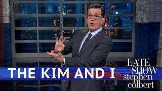 Trump's 'Friend' Kim Jong Un Is Becoming A Movie Supervillain