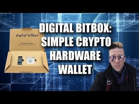 Digital Bitbox - A Bitcoin and Ethereum Hardware Wallet