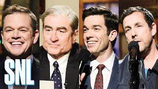 Download SNL Season 44 Highlights: Robert De Niro, John Mulaney, Adam Sandler and Matt Damon Video