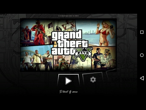 How to install gta 5 mods in gta san andreas for android(hindi)