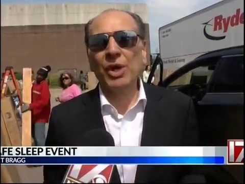 CBS Showcases Delta Children's First Ever Safe Sleep Event at Fort Bragg