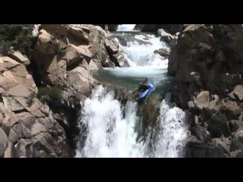 Sierra Nevada Kayaking Expedition
