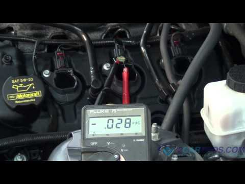 Automotive Engine Ignition Coil Testing Repair