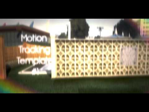 #1 - Nuketown 2025 Motion Tracking Template (2D) By Hoot!