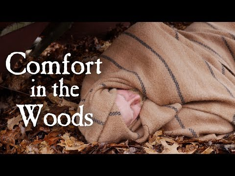 Making Your Bed With Dead Leaves? - The American Frontier