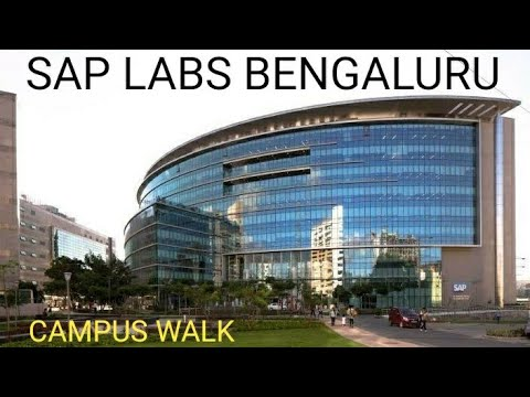 SAP Labs Bangalore @ A great place to work.