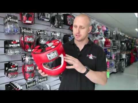 Shogun Martial Arts - Punch Headgear Product Review