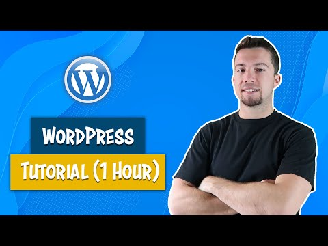 How to Create a WordPress Website from Scratch 1 Hour