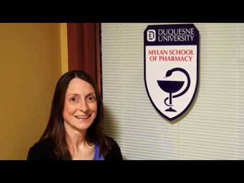 School Of Pharmacy Weekend Student Testimonial: Michele Harris