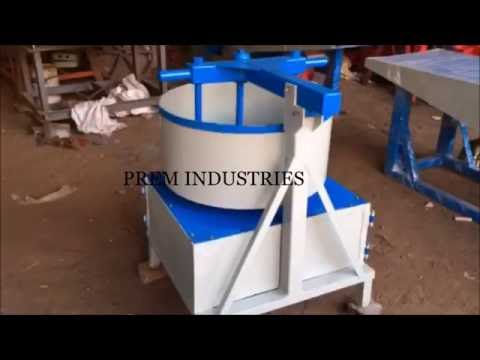 PAN TYPE MIXER MACHINE FOR CONCRETE AND COLOR
