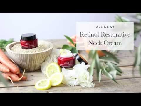 Retinol Restorative Neck Cream 100% PURE