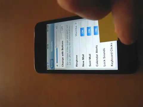 UPDATE: iPod4G at iOS 4.3.1 *Untethered Jailbroken*