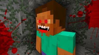 STEVE AND ALEX MINECRAFT - VAMPIRE STEVE!👺