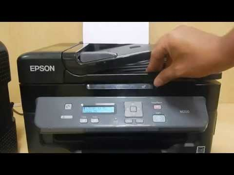 Epson M200 | MFP with ADF