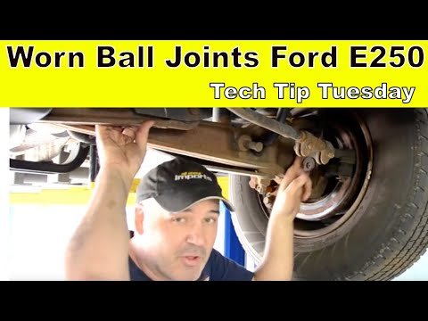 Ford worn Ball Joint.mov