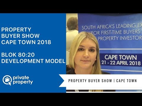 Property Buyer Show Cape Town 2018   Blok 80:20 Development Model