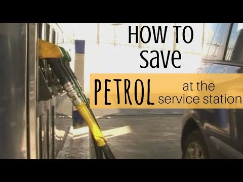 How to save money at the petrol station?