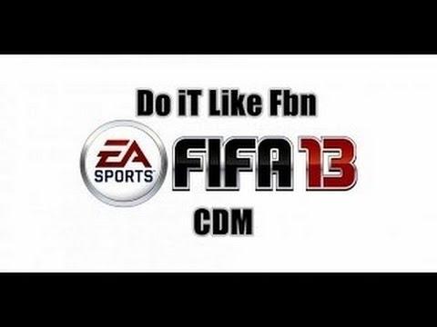 Fifa CDM Defense Skills / Pro Clubs Fifa 13