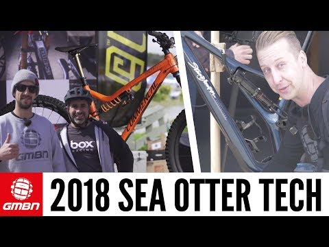 Brand New Mountain Bike Tech | Sea Otter Classic 2018