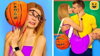 8 BEST DIY OUTFIT HACKS! Back to School Fashion Hacks & DIY Clothes Ideas by Mr Degree