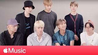 BTS: Love Yourself — Answer [Full Interview] | Beats 1 | Apple Music