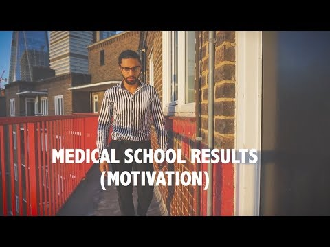 MEDICAL SCHOOL RESULTS DAY (motivational short film)