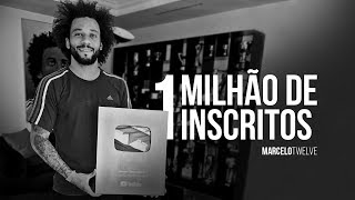Marcelo Twelve M12 | 1 Milhão de Inscritos! | 1 Million Subscribers!