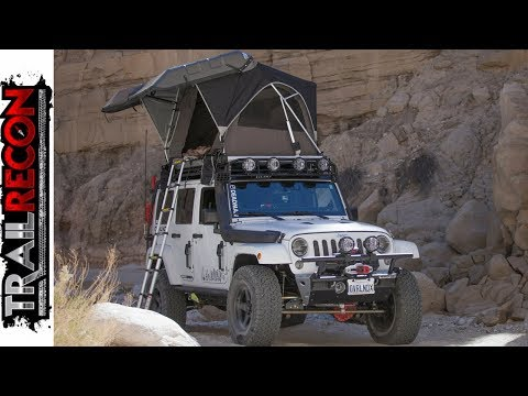 Overland Jeep Wrangler Update - 1 Year Later