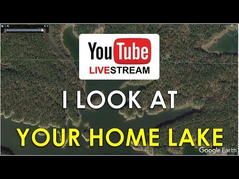 I Breakdown Subscribers' Lakes | Fish the Moment Live Stream