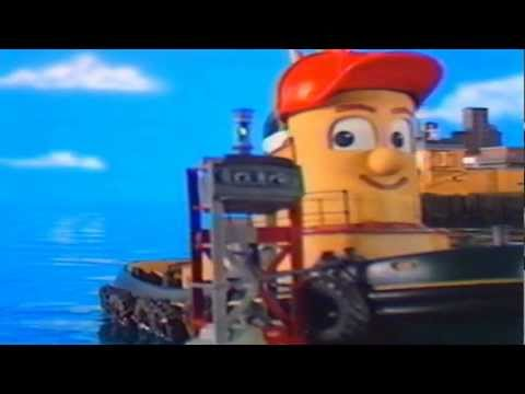 Theodore Tugboat High Definition/Widescreen Test