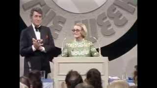 Bette Davis Roasted In The Dean Martin Show